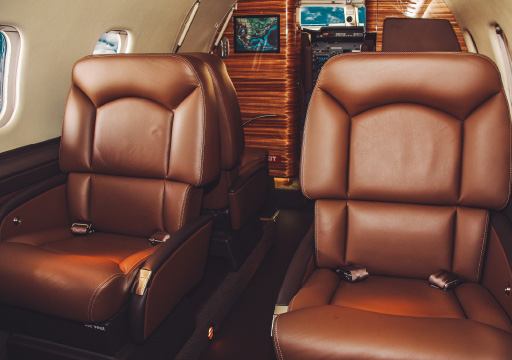 private charter jets