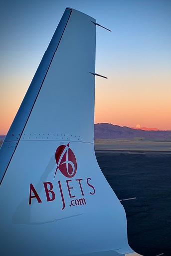 AB Jet Charter Jet