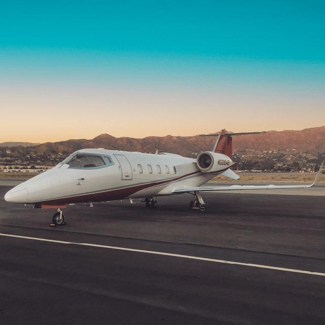 charter jet