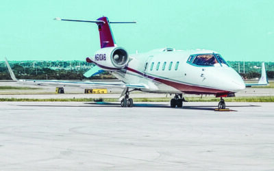 Business Aviation Can Save Companies Time and Money