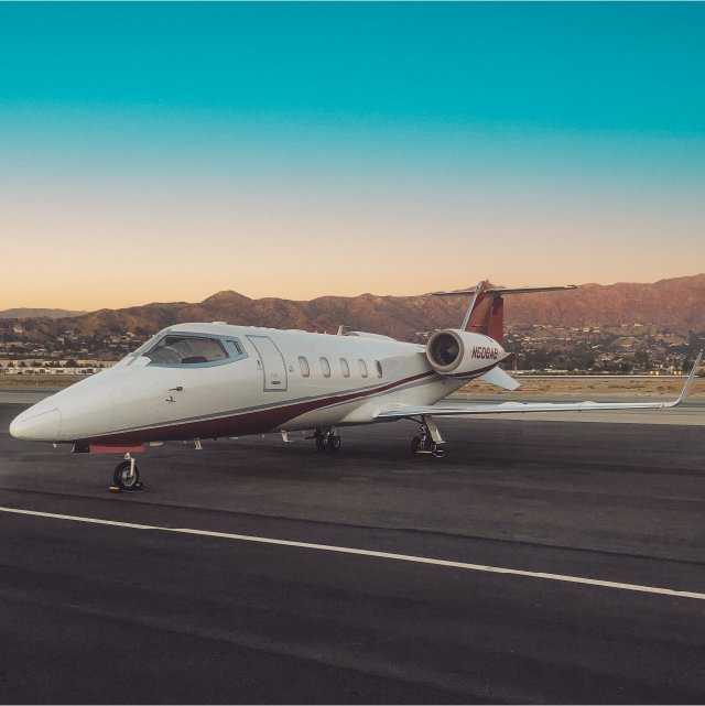 AB Jets Lear 60