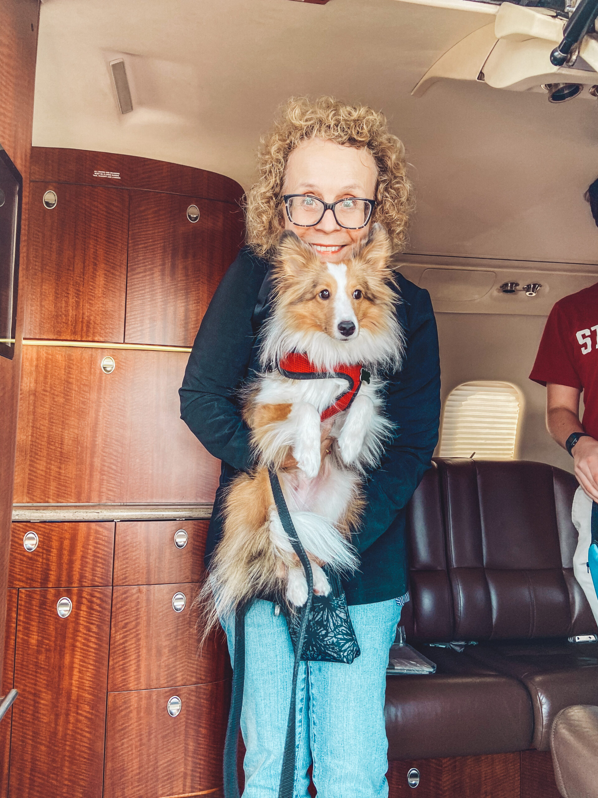Private Jets for People and Their Pets